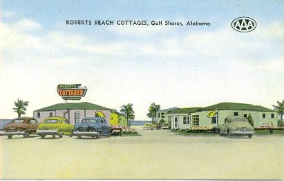 Roberts beach cottages phone number 342 and the sea for Gulf shore cottages